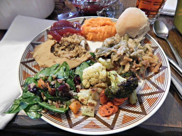 Vegan Thanksgiving celebration - Gallivant