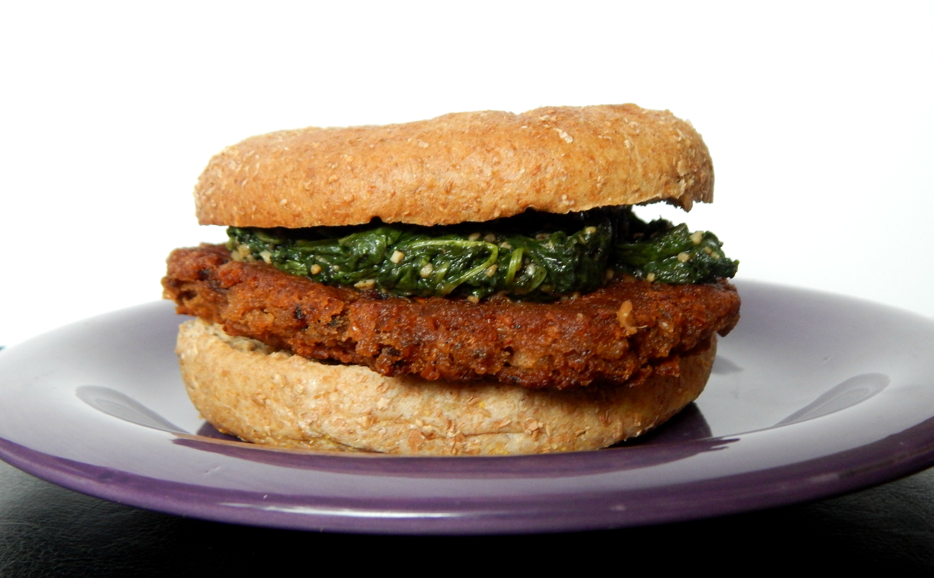 Lucky Black Eyed Pea Burgers – Recipe | Gallivanting Vegan