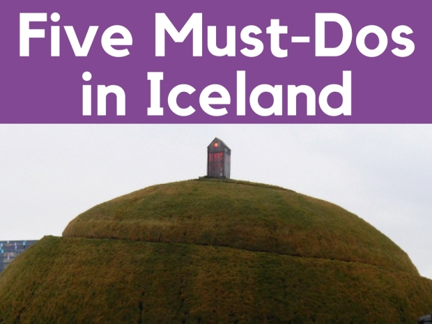 Five Must-Dos in Iceland